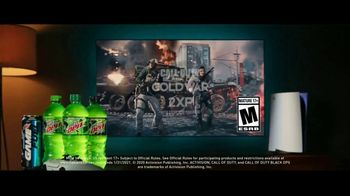 Mountain Dew TV Spot, 'Call of Duty: Black Ops Cold War: Rush for 2XP' - Thumbnail 8