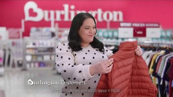 Burlington TV Spot, 'Wow' Song by Wolfgang Mozart - Thumbnail 2