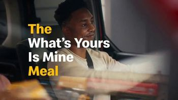 McDonald's TV Spot, 'The What's Mine Is Yours Meal: BOGO' - Thumbnail 6
