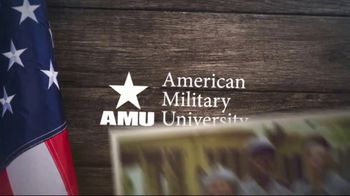American Military University TV Spot, 'Military Family Appreciation Month' - Thumbnail 1