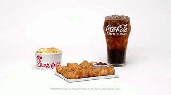 Chick-fil-A Nuggets TV Spot, 'Dante: Authentic Taste' - Thumbnail 6