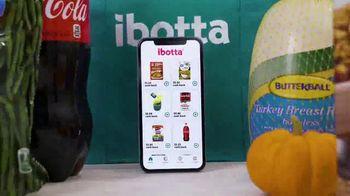 Ibotta TV Spot, 'Free Thanksgiving Dinner: 100% Cash Back'