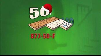 50 Floor 60% Off Sale TV Spot, 'Holidays: Save an Extra $100' Featuring Richard Karn - Thumbnail 7