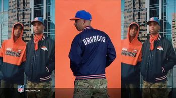NFL Shop TV Spot, 'Make the Colors Hit' Song by KYLE, K CAMP, Rich the Kid