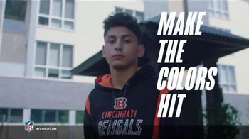 NFL Shop TV Spot, 'Make the Colors Hit' Song by KYLE, K CAMP, Rich the Kid - Thumbnail 8