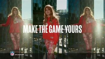 NFL Shop TV Spot, 'Make the Colors Hit' Song by KYLE, K CAMP, Rich the Kid - Thumbnail 9