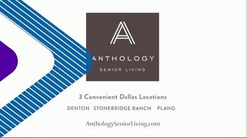 Anthology Senior Living TV Spot, 'Boutique Inspired: Rate Lock' - Thumbnail 1
