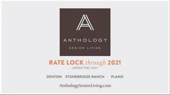 Anthology Senior Living TV Spot, 'Boutique Inspired: Rate Lock' - Thumbnail 9