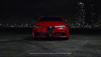 Alfa Romeo TV Spot, 'Control' Song by Emmit Fenn [T1]