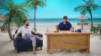 Corona Extra TV Spot, 'Long Season' Featuring Tony Romo - Thumbnail 10