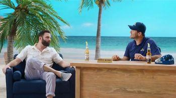 Corona Extra TV Spot, 'Long Season' Featuring Tony Romo - Thumbnail 4