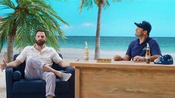 Corona Extra TV Spot, 'Long Season' Featuring Tony Romo - Thumbnail 5