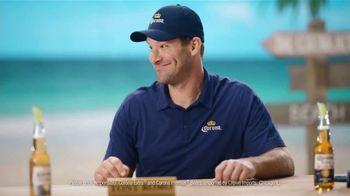 Corona Extra TV Spot, 'Long Season' Featuring Tony Romo