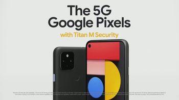 Google Pixel 5 TV Spot, 'The Super Safe Stuff Securer: $599' - Thumbnail 6