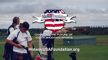 MidwayUSA Foundation TV Spot, 'Discipline' - Thumbnail 10