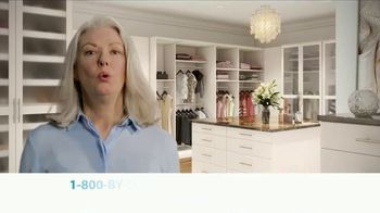 Closets by Design TV Spot, 'More Than Organizing: 40% Off' - Thumbnail 1