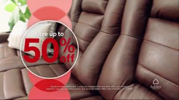 Ashley HomeStore Black Friday Early Access Sale TV Spot, '50% Off and Five Years No Interest' - Thumbnail 3