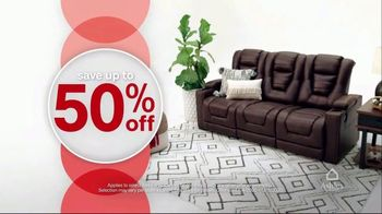 Ashley HomeStore Black Friday Early Access Sale TV Spot, '50% Off and Five Years No Interest' - Thumbnail 4