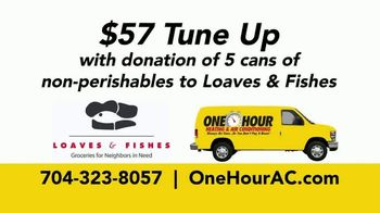 One Hour Heating & Air Conditioning Season of Giving TV Spot, '$57 Tune-Up' - Thumbnail 10