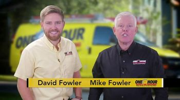 One Hour Heating & Air Conditioning Season of Giving TV Spot, '$57 Tune-Up' - Thumbnail 2