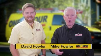 One Hour Heating & Air Conditioning Season of Giving TV Spot, '$57 Tune-Up' - Thumbnail 3