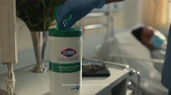 Clorox TV Spot, 'Caregivers: Nurse' - Thumbnail 1