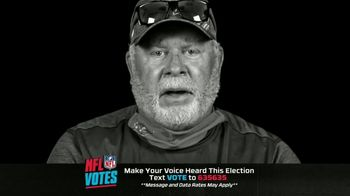 NFL TV Spot, 'I Am a Voter' Featuring Bruce Arians, Carlton Davis, Donovan Smith - Thumbnail 4
