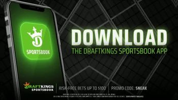 DraftKings Sportsbook TV Spot, 'Living for the Weekend: Bet Risk-Free' - Thumbnail 4