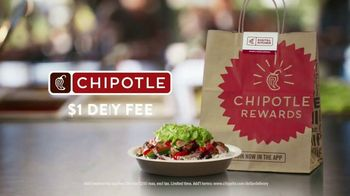 Chipotle Mexican Grill Digital Kitchen TV Spot, 'Making an Order' - Thumbnail 7