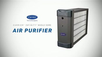 Carrier Infinity Air Purifier TV Spot, 'More Than Ever' - Thumbnail 5