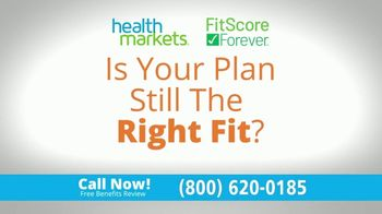 HealthMarkets Insurance Agency FitScore TV Spot, 'Medicare: Unanswered Questions' Ft. Bill Engvall - 1112 commercial airings