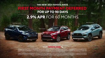 2021 Toyota RAV4 TV Spot, 'Side Road' Song by So Many Wizards [T2] - Thumbnail 9