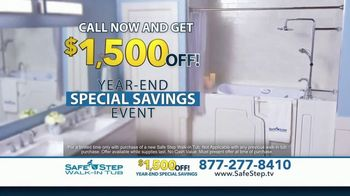 Safe Step Year-End Special Savings Event TV Spot, 'Bee: $1,500 Off' - Thumbnail 10