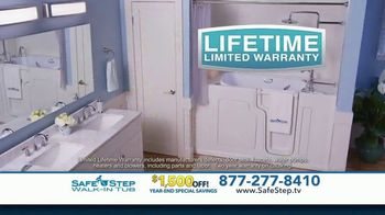 Safe Step Year-End Special Savings Event TV Spot, 'Bee: $1,500 Off' - Thumbnail 8