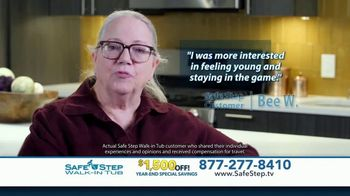 Safe Step Year-End Special Savings Event TV Spot, 'Bee: $1,500 Off' - Thumbnail 9