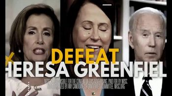 National Republican Senatorial Committee (NRSC) TV Spot, 'Theresa Greenfield: The Power' - Thumbnail 10