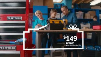 Lowe's TV Spot, Home for the Holidays: Give Back to Home' - Thumbnail 2