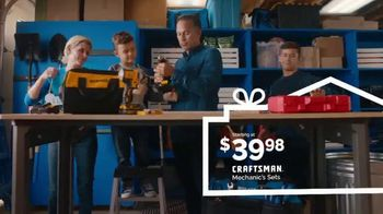 Lowe's TV Spot, Home for the Holidays: Give Back to Home'