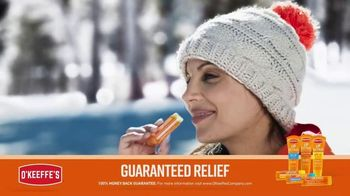 O'Keeffe's Lip Repair TV Spot, 'Ski Resort' - Thumbnail 5