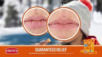 O'Keeffe's Lip Repair TV Spot, 'Ski Resort' - Thumbnail 6