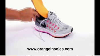 Orange Insoles TV Spot, 'Foot Support' - Thumbnail 3