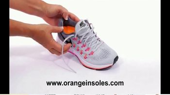 Orange Insoles TV Spot, 'Foot Support' - Thumbnail 4
