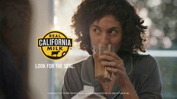 Real California Milk TV Spot, 'The Day Can Wait: Emails'