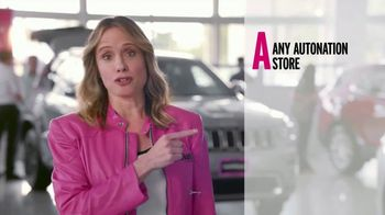AutoNation TV Spot, 'Car Appraisals: Easy as ABC'