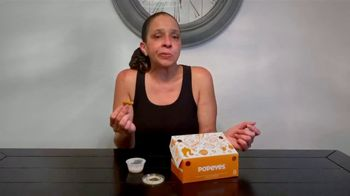 Popeyes Wicked Shrimp TV Spot, '@dianasellers80: Dip It and Pop It' - Thumbnail 2