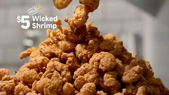Popeyes Wicked Shrimp TV Spot, '@dianasellers80: Dip It and Pop It' - Thumbnail 4
