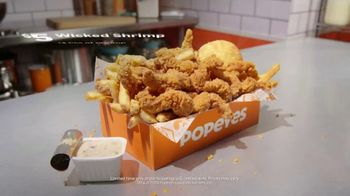 Popeyes Wicked Shrimp TV Spot, '@dianasellers80: Dip It and Pop It' - Thumbnail 7