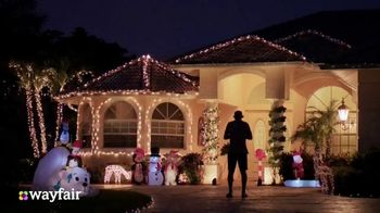 Wayfair TV Spot, 'Bring the Holidays Home'