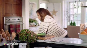 Wayfair TV Spot, 'Bring the Holidays Home' - Thumbnail 5
