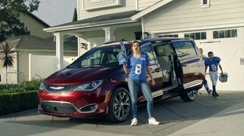 Chrysler Pacifica Family Pricing TV Spot, 'For Every Parent' Featuring Kathryn Hahn [T1] - 1707 commercial airings